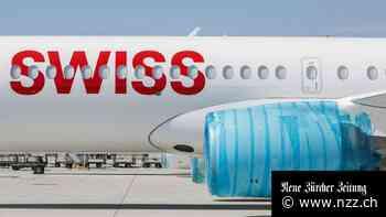 Swiss und Lufthansa mit tiefroten Zahlen