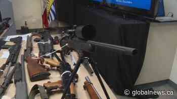 Province announces crackdown on guns and gangs