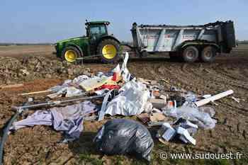 La Rochelle : les dépôts sauvages de déchets se multiplient dans l'agglomération - Sud Ouest