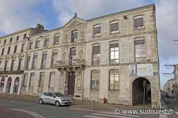 La Rochelle : l'ancien commissariat reconverti en boutiques d'habitat - Sud Ouest