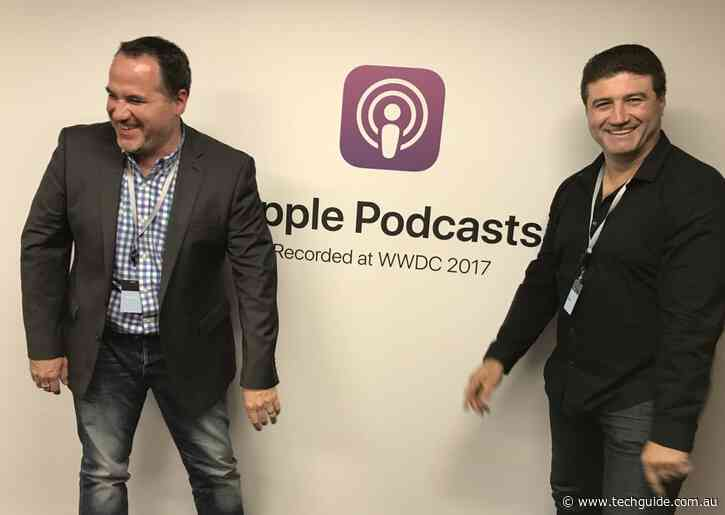 Take a listen to Episode 476 of the Two Blokes Talking Tech podcast