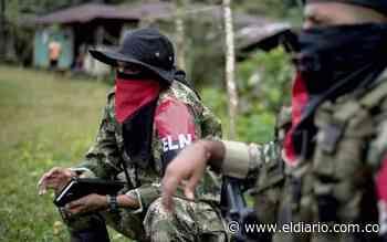 Eln instaló bandera y explosivo en Mistrató - El Diario de Otún