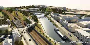 Zuidbrug gaat nieuwe fase in: werken aan de spoorlijnen starten dit weekend