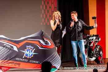 """VIDEO Tommaso Marcon 'wild card europea' Moto2: """"Opportunità grandiosa"""" - Corse di Moto"""