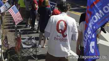 QAnon-Anhänger: Auf dem Weg zur etablierten Wählergruppe?