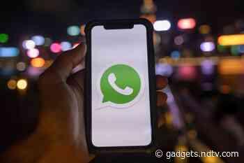 WhatsApp Voice Calling Finally Comes to Desktop via Windows, Mac Apps