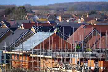 Sadiq Khan accused of cutting affordable housing targets