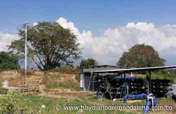 Finca en Riofrío robaba energía equivalente al consumo de 300 casas - Hoy Diario del Magdalena