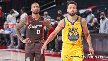 Damian Lillard reminds Stephen Curry, Warriors that he's the best clutch player in the NBA
