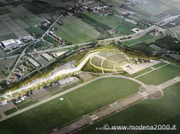 Un nuovo ponte sul Rodano a servizio dei parcheggi della Rcf Arena. Il progetto approvato in Consiglio comunale - Modena 2000