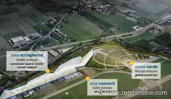 Reggio Emilia, un nuovo ponte sul Rodano al servizio della Rcf Arena - Reggionline