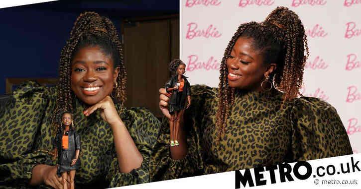 Clara Amfo 'honoured' as she's turned into a Barbie role model