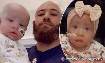 EOTB's Ashley Cain says there are 'few options' to help daughter Azaylia after leukaemia returned