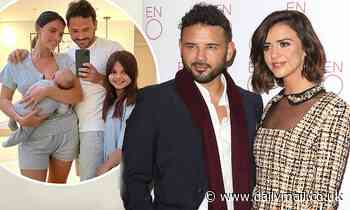 Ryan Thomas admits frequent travels to Manchester put a 'strain' on Lucy Mecklenburgh relationship