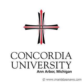 Belinsky, Rahn make Concordia's honors list - Manistee News Advocate