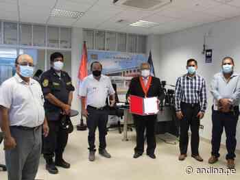 Piura: implementarán aplicativo botón de pánico en Sullana, Talara y Máncora - Agencia Andina