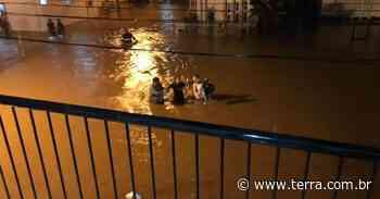 Forte chuva atinge Lagoa Vermelha no Rio Grande do Sul - Terra