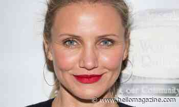 Cameron Diaz shares peek inside new garden at family home with baby daughter Raddix