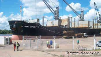 El Puerto de Concepción del Uruguay retomó su actividad - Elonce.com
