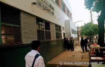 Concepción: escuelas cerradas y cruces entre padres - Actualidad | La Gaceta - La Gaceta Tucumán