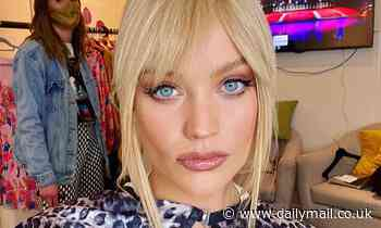 Is Laura Whitmore having a GIRL? Lorraine Kelly appears to let slip the gender of baby