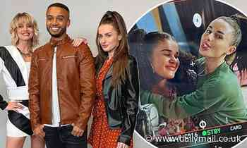 Love Island's Amber Davies is set to make her TV acting debut in CBBC show Almost Never