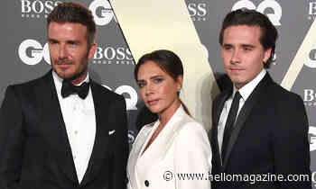 Victoria Beckham shares incredibly rare throwback snap of Brooklyn Beckham on his 22nd birthday