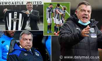 West Brom boss Sam Allardyce will hope to prove a point against former teams Newcastle and Everton