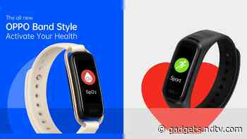 Oppo Band Style With Real-Time Heart Rate, Continuous SpO2 Monitoring to Launch in Launch on March 8