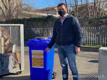 Arrivano anche a Bibbiena i contenitori per lo smaltimento dell'olio alimentare usato - Casentinopiù