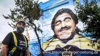 Verstorbene Fußballlegende: Maradonas Erbe: Heiligenverehrung und Schlammschlacht