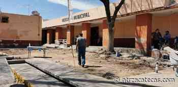 Tras varios años, rehabilitan el mercado de Sombrerete - NTR Zacatecas .com