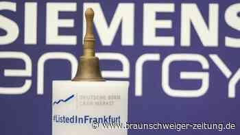 Energiekonzern: Schneller Dax-Aufstieg von Siemens Energy lässt Börse kalt
