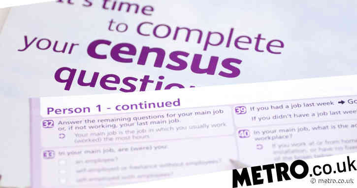 Can you complete the 2021 Census online?