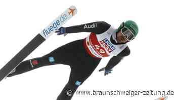 Nordische Ski-WM: Deutsche Kombinierer nach Springen weit zurück