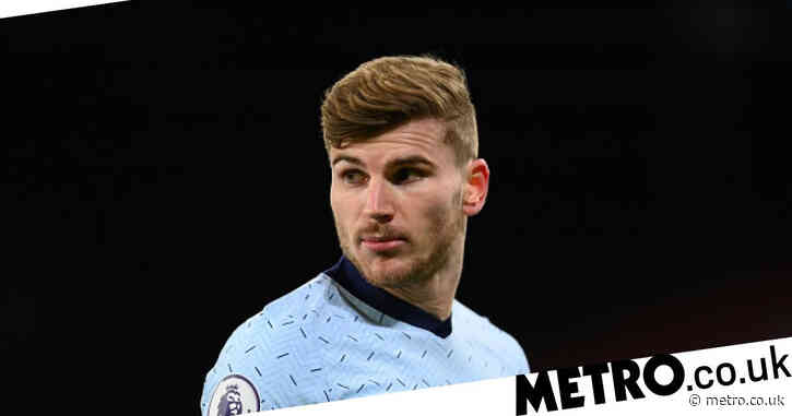 Timo Werner sends message to 'screaming' Thomas Tuchel ahead of Liverpool clash