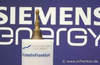 Schneller Dax-Aufstieg von Siemens Energy lässt Börse kalt