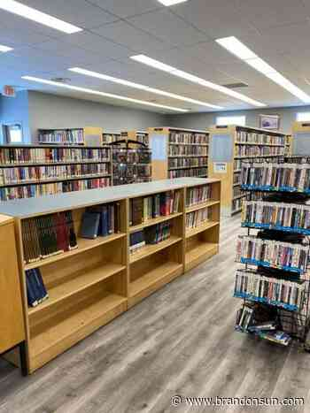 Minnedosa library reopens after eight months - Brandon Sun