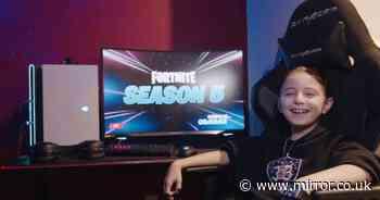 Boy, 8, rakes in £23,000 bonus as after-school professional Fortnite player