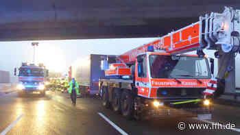 Lohfelden: Tödlicher Unfall auf der A7 - HIT RADIO FFH