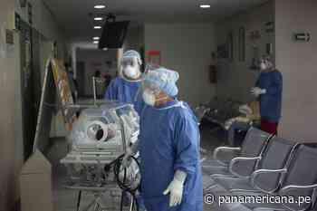 San Borja: vecinos denuncian instalación de camas de pacientes COVID-19 cerca a sus viviendas   Panamericana TV - Panamericana Televisión