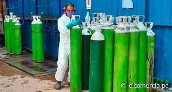 COVID-19: San Borja aprobó la instalación de una planta de oxígeno que realizará servicio delivery de recarga de balones - El Comercio Perú