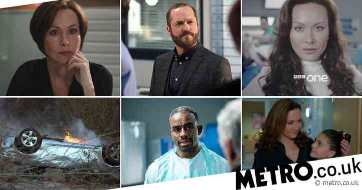Casualty quiz: How well do you know Connie Beauchamp after 7 years at Holby ED?