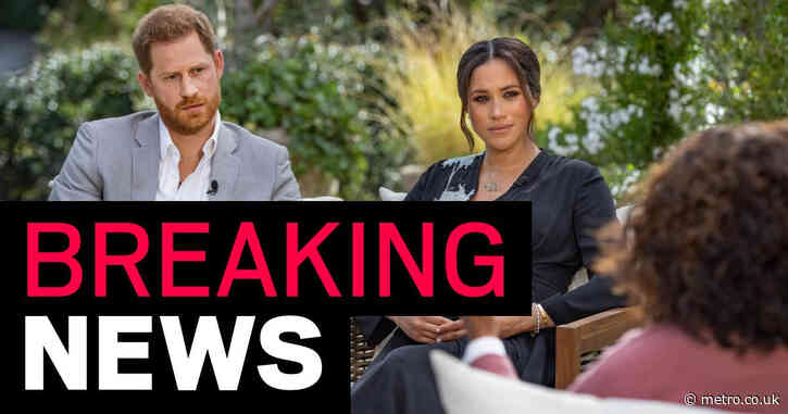 Harry and Meghan's Oprah interview will still air despite Philip's heart surgery