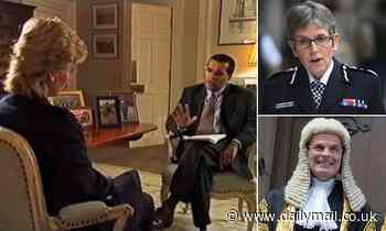 Police rule out criminal probe into Martin Bashir's controversial Princess Diana interview