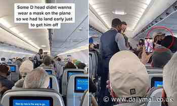 Passenger thrown off JetBlue aircraft for refusing to wear a Covid19 mask