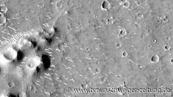 Chinesische Sonde schickt Bilder vom Mars zur Erde