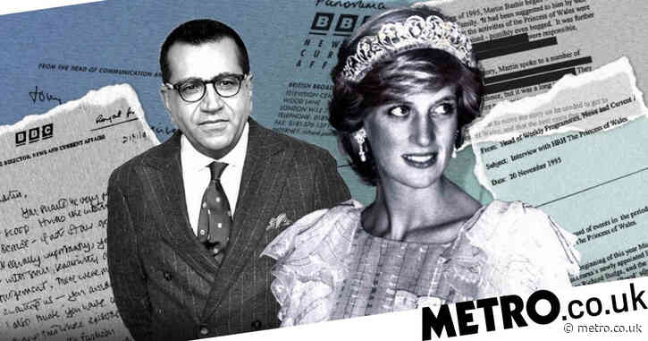 Martin Bashir swerves criminal investigation into 'fake bank documents' to secure Princess Diana interview