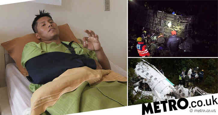 Chapecoense plane crash survivor has miracle escape from coach smash that killed 21