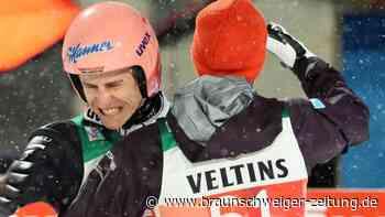 Nordische Ski-WM: Skisprung-Duo nimmt Gold ins Visier